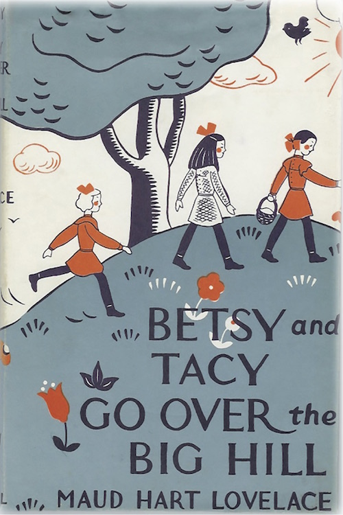 Image result for betsy and tacy go over the big hill